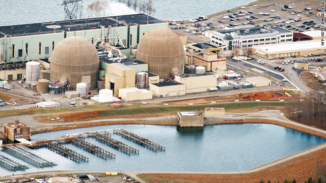 Dominion Virginia Power's North Anna power plant is less than 20 miles from the epicenter of th e 5.8 earthquake.