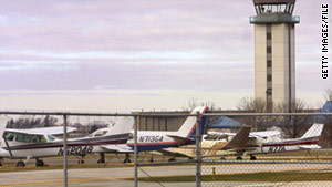 A federal alert issued Friday lists several suggestions to prevent the misuse of small planes in terror attacks.