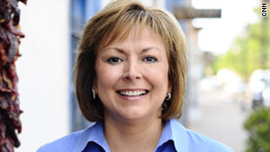 New Mexico Gov. Susana Martinez campaigned on a promise to stop undocumented immigrants from getting licenses.