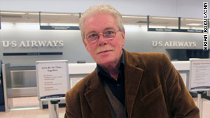"Retired ticket agent Mike Tuohey pegged two hijackers as ""Arab terrorists,"" then chided himself for the assumption."