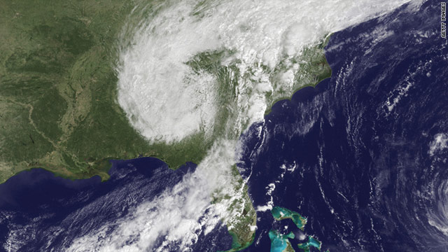 The remnants of Tropical Storm Lee could bring new floods to the Northeast.