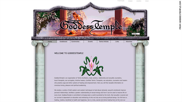 A church in Arizona, called the Phoenix Goddess Temple, has been accused of being a house of prostitution.