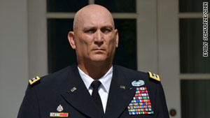 """I always felt we had to be careful about leaving too many people in Iraq,"" Gen. Ray Odierno said."