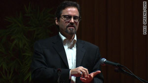 Sheikh Hamza Yusuf Hanson speaks Sunday of lessons learned in the decade since September 11, 2001.