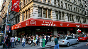 New York's 84-year-old Strand Bookstore has adapted to the times.