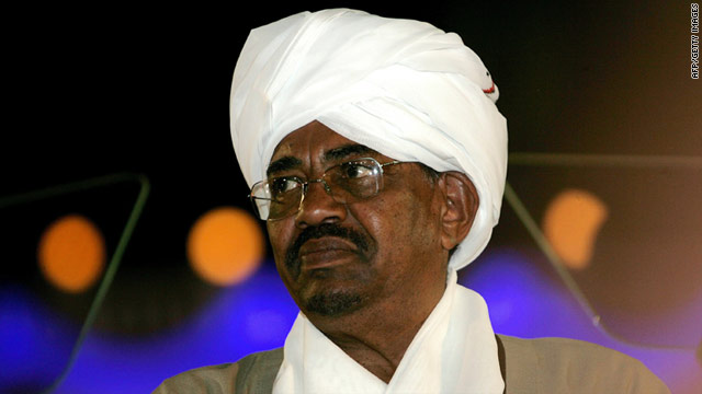 """Our acceptance of the final results will not be withdrawn or hesitated about,"" Sudanese President Omar al-Bashir said."