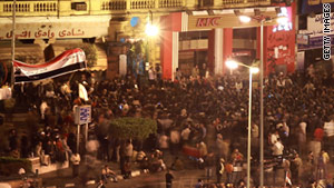 The unrest has paralyzed daily life in Egypt with many grocers closing shop and spotty food shipments.