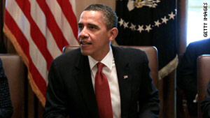 The Obama administration has been under increasing pressure on the issue of Egyptian President Hosni Mubarak.