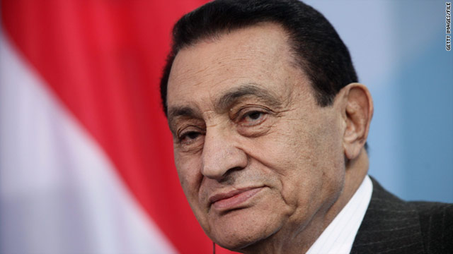 Now that Egypt's Hosni Mubarak is finally exiting the political stage, the debate over his legacy is growing louder.