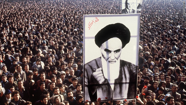 Iran's revolution in 1979 ushered in an Islamic republic headed by Supreme Leader Ayatollah Ruhollah Khomeini.