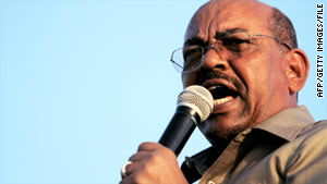 Sudanese President Omar al-Bashir says he will not run for re-election, according to officials.