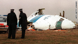In the December 21, 1988, incident, Pan Am Flight 103 exploded in the air carrying 259 people.