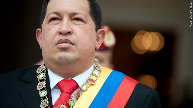 Venezuela President Hugo Chavez proposes a goodwill peace commission to travel to Libya.