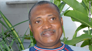Jean-Pierre Fabre has denounced 'the physical abuse' inflicted upon opposition parties by the Togolese government.