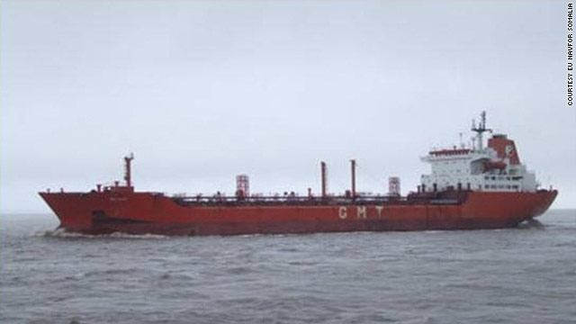 Somali pirates have released the chemical tanker Hannibal II after holding it for more than four months.