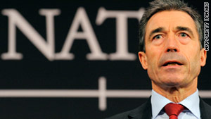 Secretary-General Anders Fogh Rasmussen says NATO has agreed to enforce the no-fly zone over Libya.