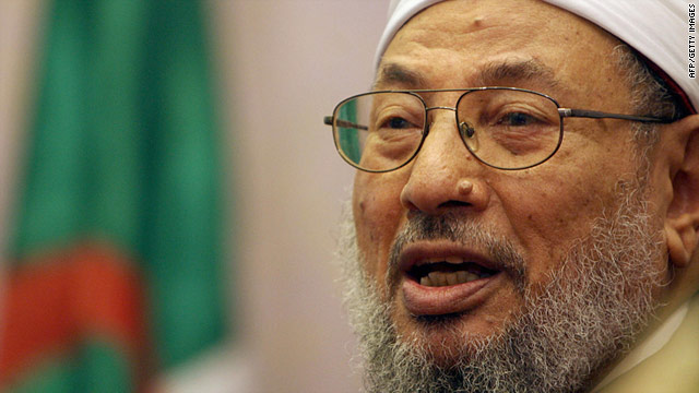 Yusuf al Qaradawi (shown in 2007), an Egyptian preacher in Qatar, is widely viewed as the Muslim Brotherhood's spiritual guide.