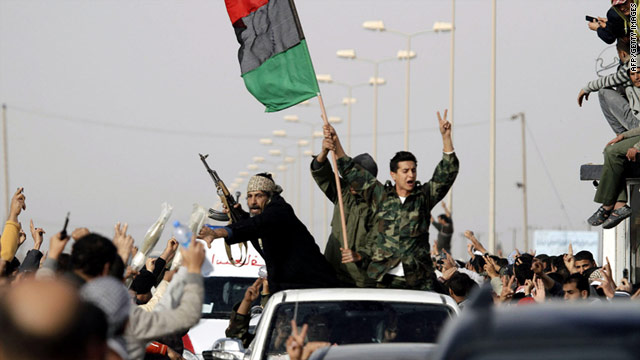 """Among the missing in Libya are """"those suspected of being rebel fighters or supporters of fighters,"""" says Amnesty International."""