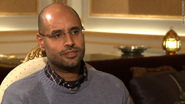 A deal may be in the works to have Saif al-Islam Gadhafi replace his father as leader of Libya's regime.