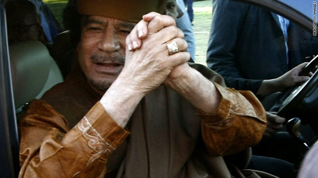 Moammar Gadhafi has agreed in principle to an African Union roadmap for peace.