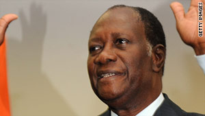 After the capture of his rival, Alassane Ouattara is now the indisputable president of Ivory Coast.