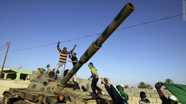 Wednesday Middle East Roundup: Gadhafi's cellphone network hijacked