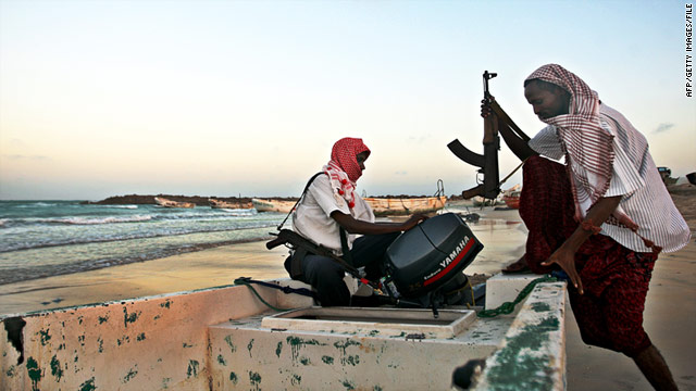 Maritime piracy may be at an all-time high, with 142 attacks reported worldwide in the first three months of 2011.