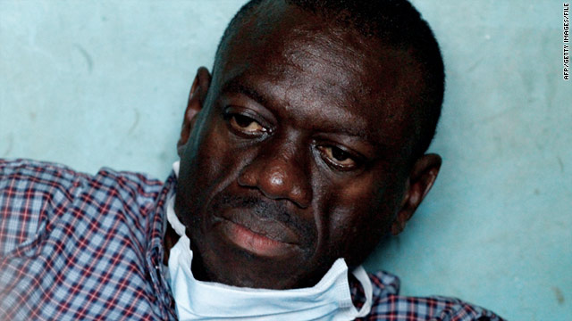 Opposition leader Kizza Besigye was detained a day after he was freed on bail following another arrest.