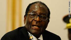 The six men were accused of plotting to topple Robert Mugabe and replace him with Zimbabwe's defense minister.