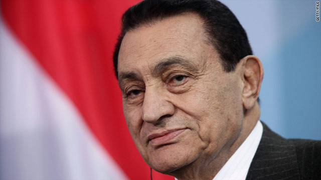 Hosni Mubarak is accused of consenting to a plan to kill protesters in Cairo's Tahrir Square on January 25.