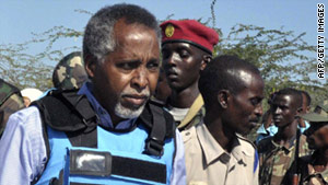 Abdishakur Sheikh Hassan was killed in his home by a suicide bomber.