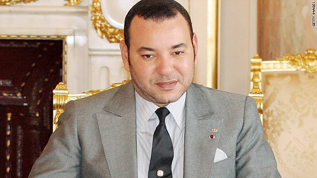 King Mohammed VI of Morocco said the new constitutional reforms would safeguard human rights.