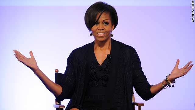 Michelle Obama will visit South Africa and Botswana during the weeklong trip that starts Monday.