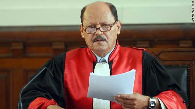 El ex presidente de Túnez, condenado a 35 años por corrupción