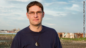 Magnus MacFarlane-Barrow, the founder of Mary's Meals, was a Top 10 CNN Hero in 2010.
