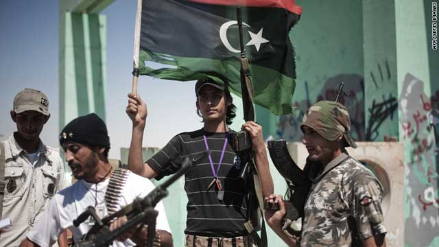 'Ramadan effect' may be aiding Libyan rebels' cause