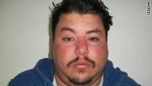 """The Mexican military said it arrested Jesus Isreal de la Cruz Lopez, alias """"El Tomate."""""""
