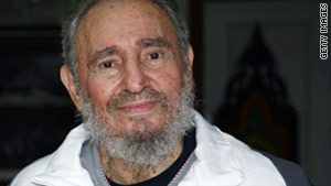 "Former Cuban leader Fidel Castro called the Arizona shootings  ""an atrocious act"" in a column published Monday."