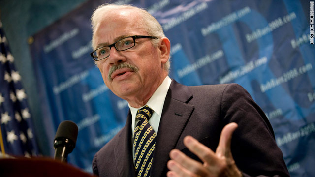 Bob Barr represented Georgia's 7th District in the U. S. House of Representatives from 1995 to 2003.