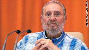 Former Cuban leader Fidel Castro accused U.S. President Barack Obama of underhanded dealings with Egypt.