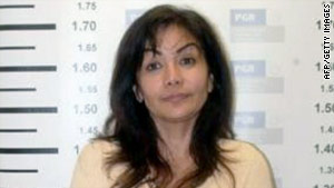 "Drug cartel ""queen"" Sandra Avila Beltran is alleged to have received Botox injections at a Mexico City prison in January."