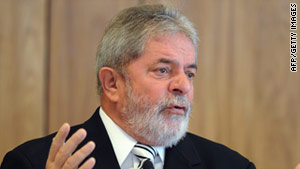 Former Brazilian President Luiz Inacio Lula da Silva has been sued by federal prosecutors in Brazil.