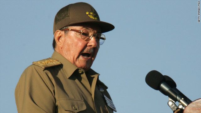 Raul Castro's government released ten more prisoners who have been in jail since a 2003 crackdown on dissidents.