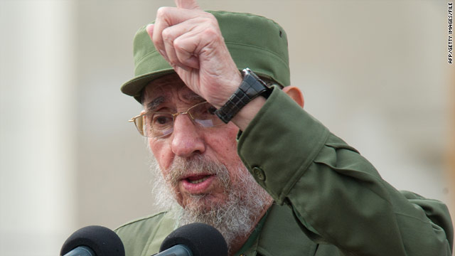 Fidel Castro, in an essay in Cuban state media, says he relinquished the Communist Party chief title when he became ill in 2006.