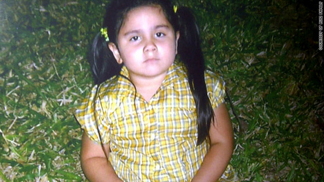 4-year-old Emily Ruiz is stuck in an immigration quagmire.