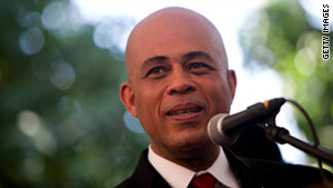 If the preliminary results stand, musician Michel Martelly will inherit a job laden with challenges.