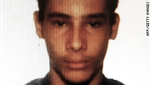 The government identified the shooter as Wellington Menezes de Oliveira, 23, a former student at the school.
