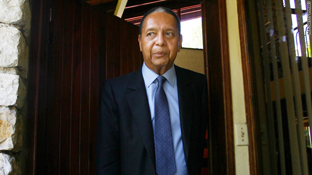 Human rights group presses for duvalier trial in haiti for Canape vert hospital haiti
