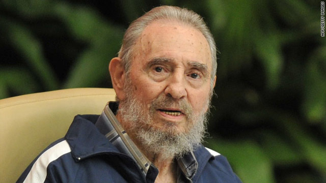 """The assassination of an unarmed human being surrounded by his family constitutes an abhorrent act,"" writes Fidel Castro."