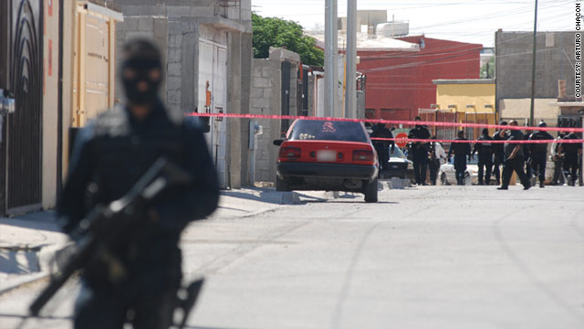 October 2010 saw a record of 359 homicides in Ciudad Juarez.